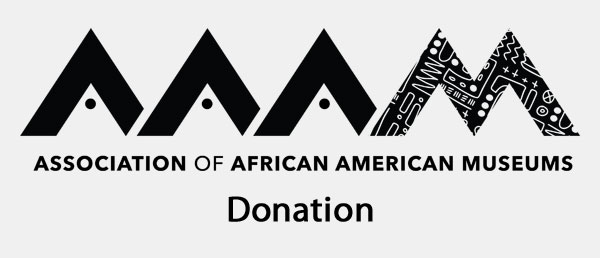 Association of African American Museums donation