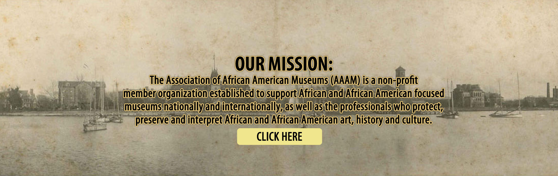 Association of African American Museums