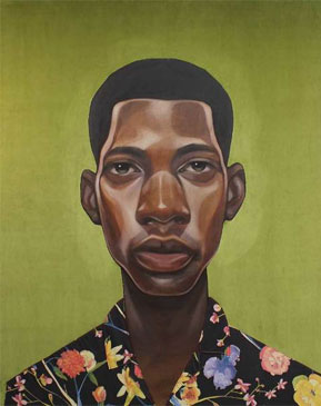Ronald Jackson Untitled Portrait