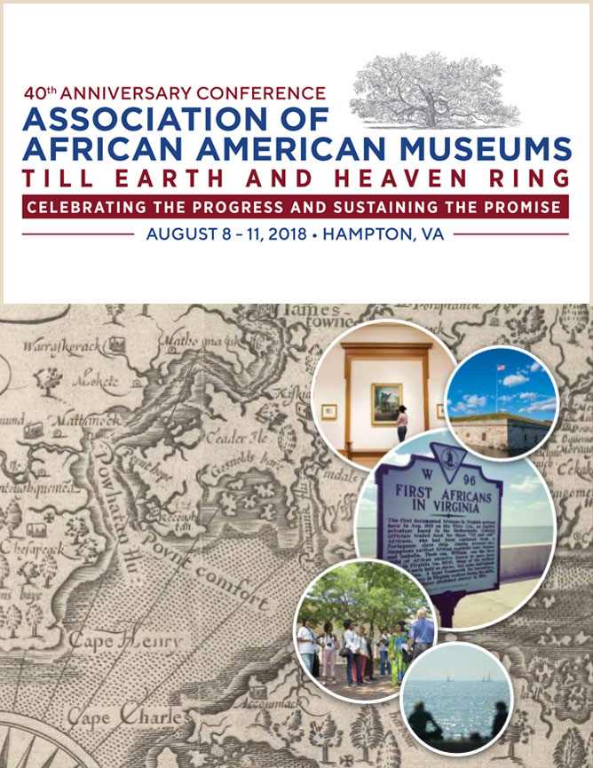 AAAM 2018 Conference program booklet cover