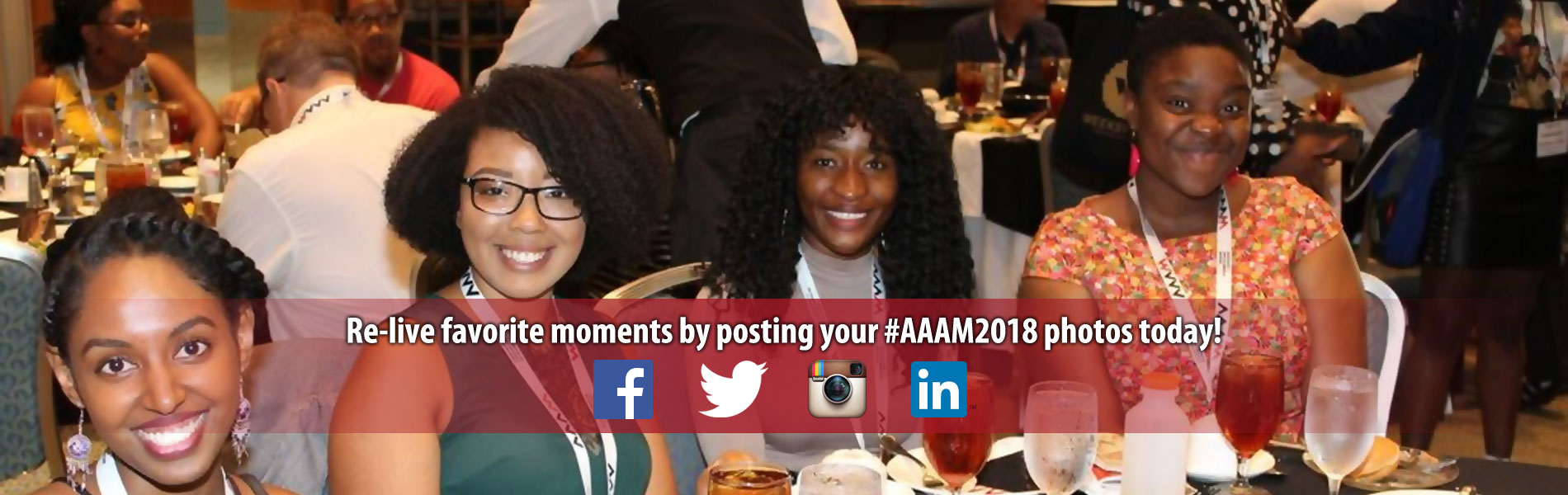 share Association of African American Museums conference photos