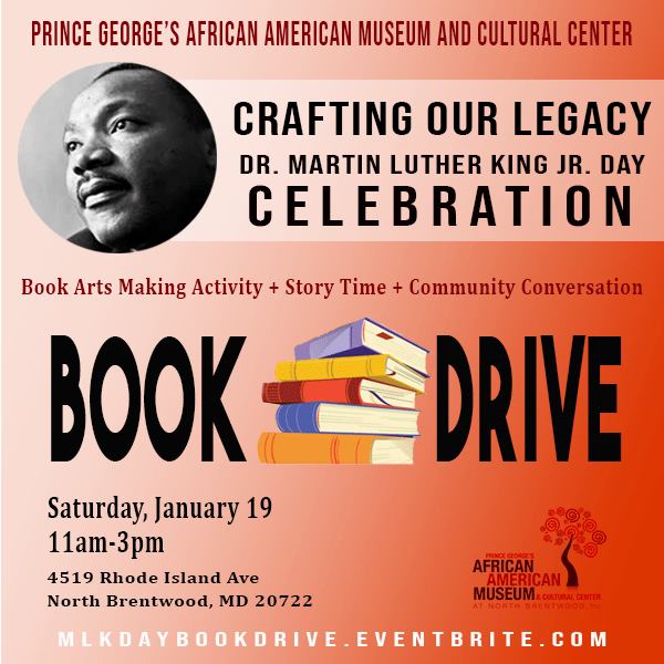 Crafting Our Legacy Dr Martin Luther King Jr Day Celebration