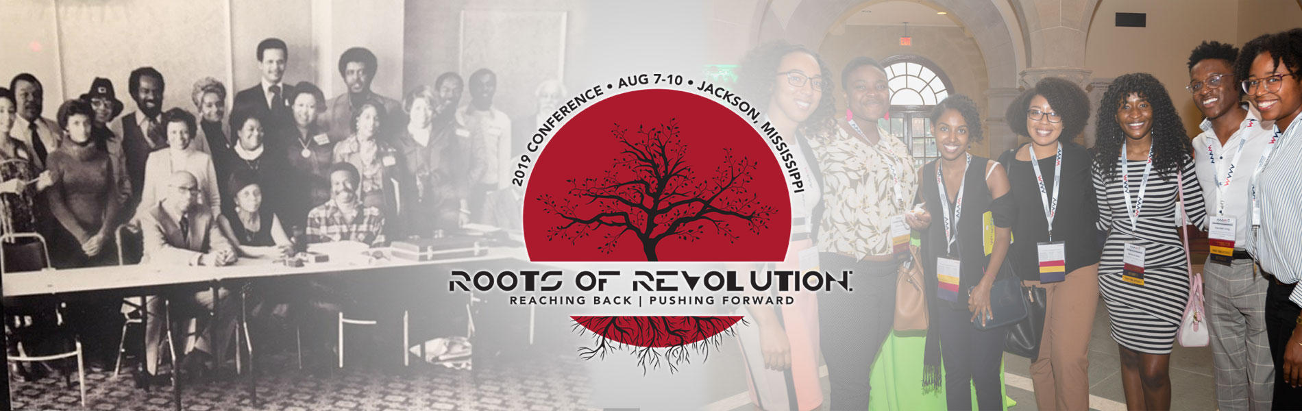 Roots of Revolution, Reach Back, Pushing Forward