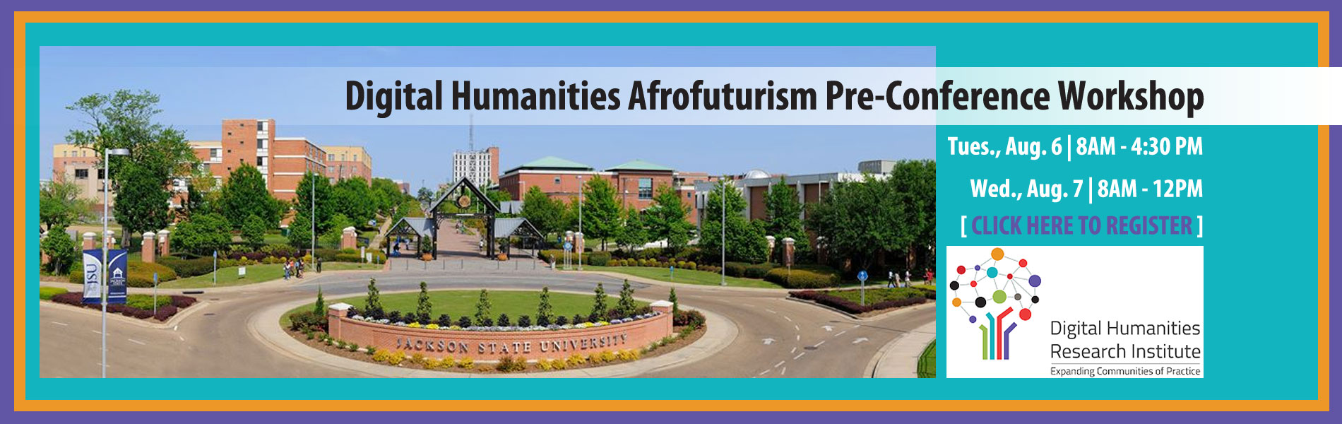 Digital Humanities Afrofuturism Pre-Conference Workshop