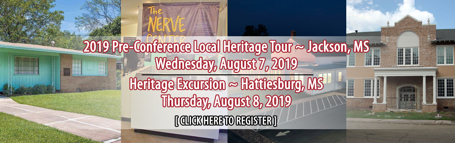 Pre-Conference Tours