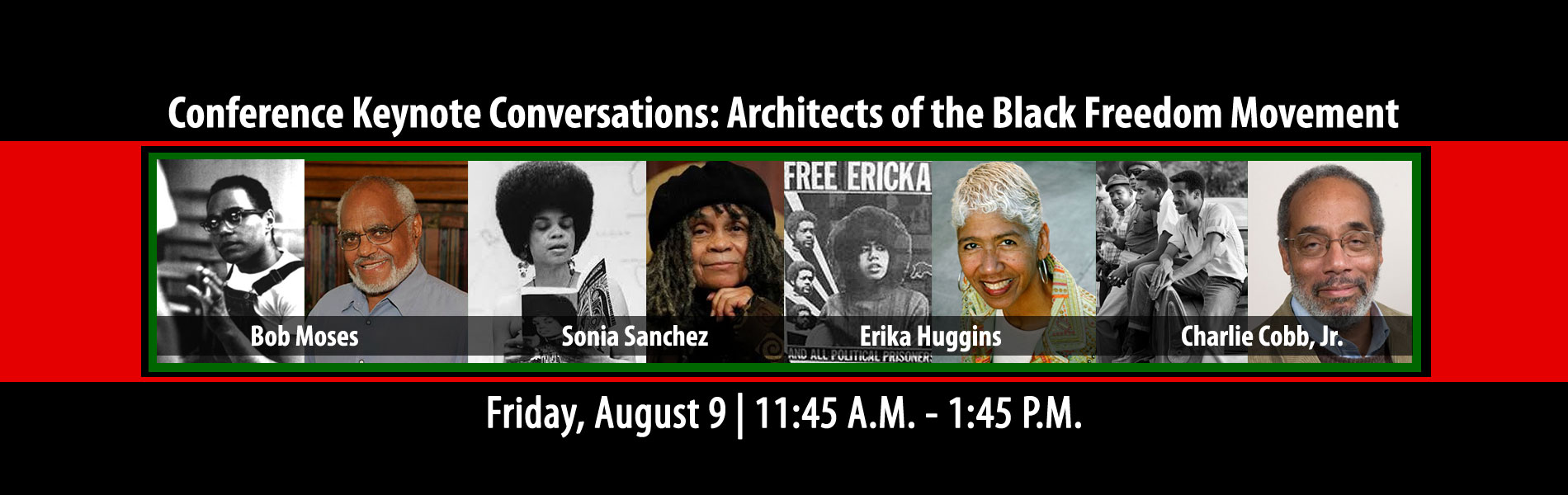 Architects of the Black Freedom Movement