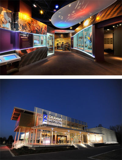 BB King Museum and Grammy Museum