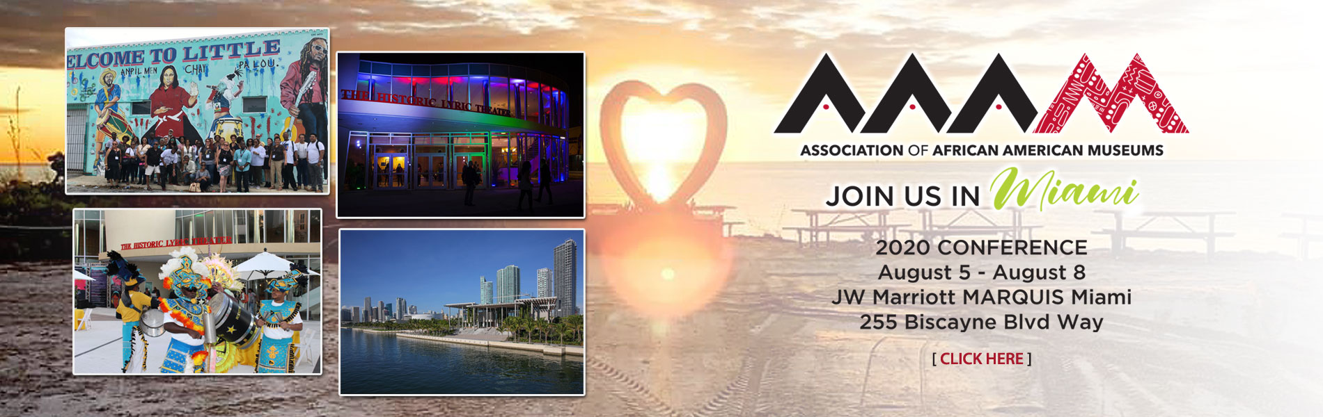 2020 AAAM Conference save the date