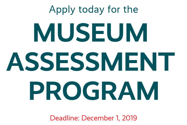 Apply to the Museum Assessment Program