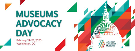 Museums Advocacy Day 2020