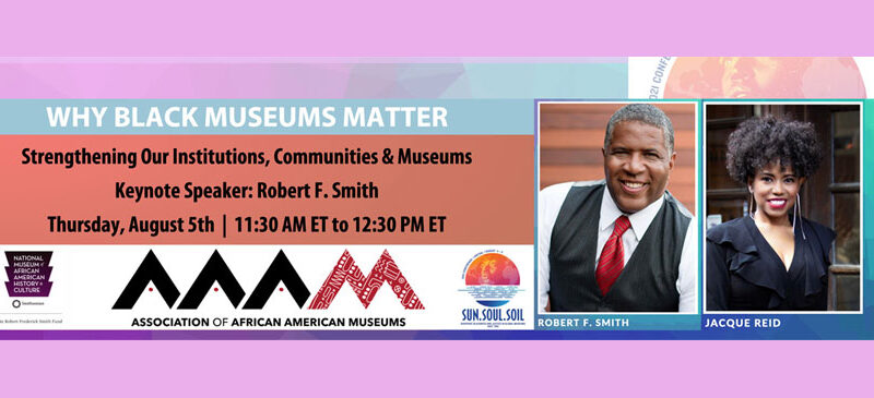 Robert F. Smith Announced as AAAM 43rd Annual Conference Keynote Speaker