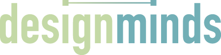 design minds logo