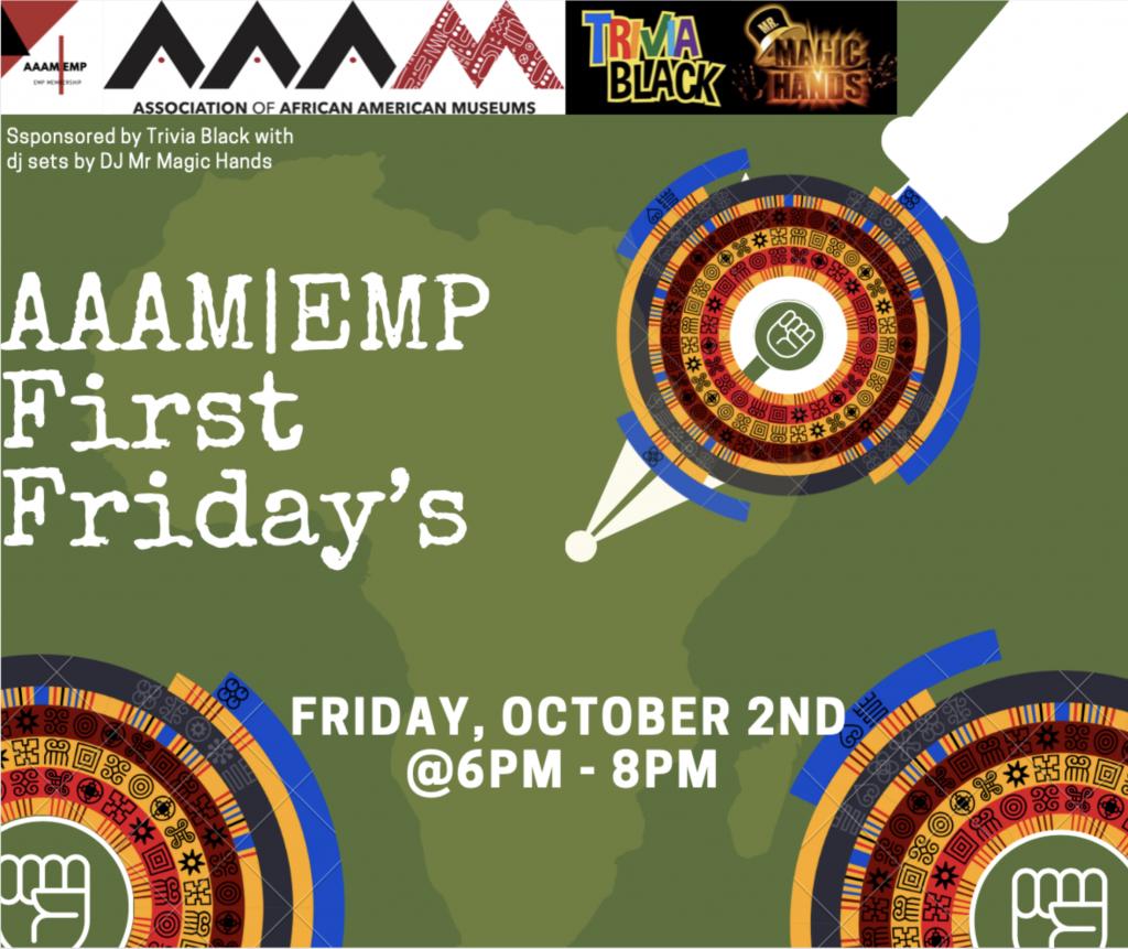 EMP First Friday October