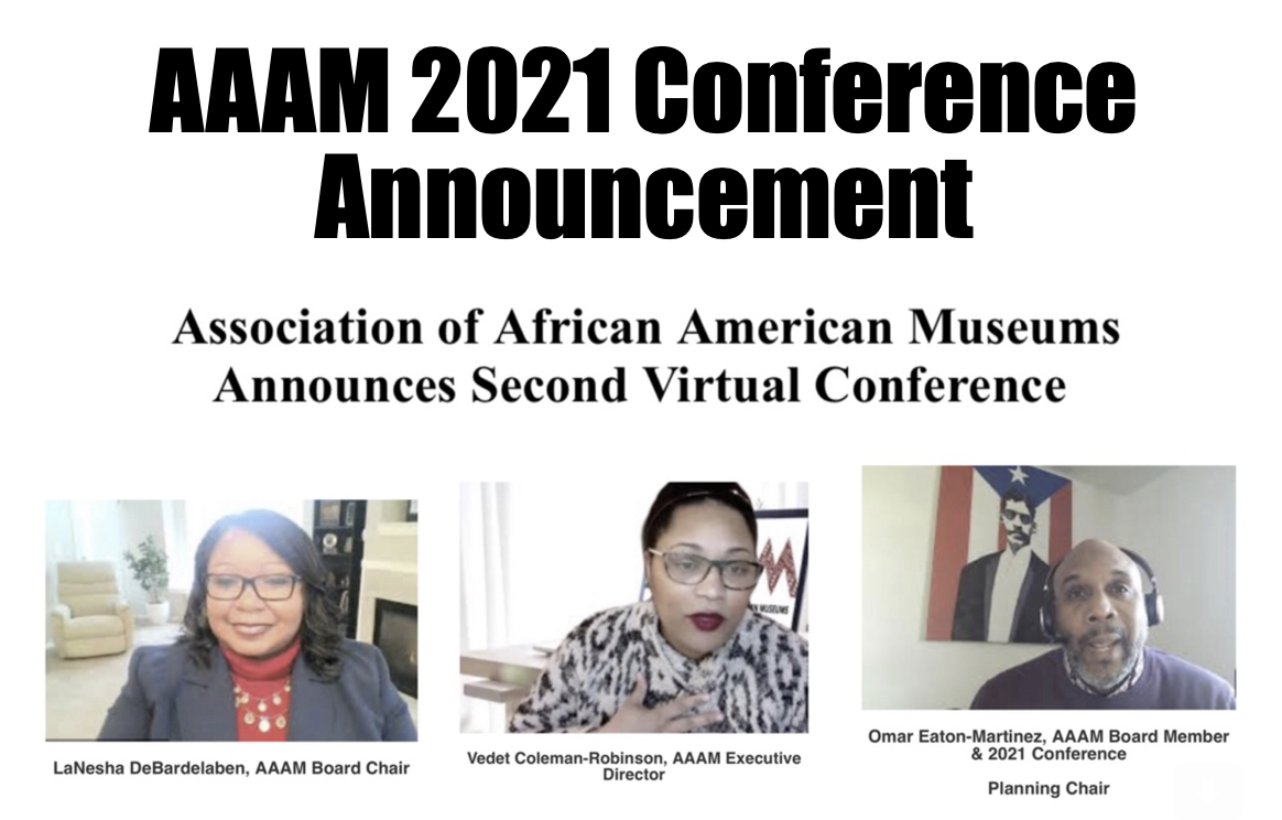 AAAM 2021 conference announcement