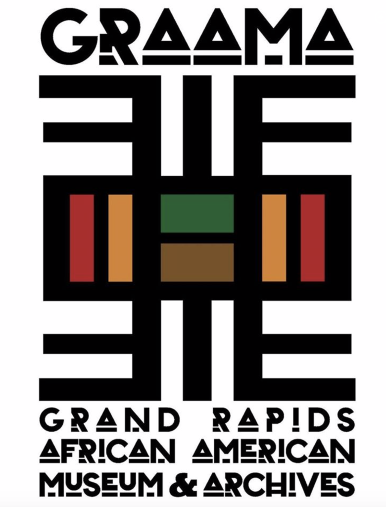 Grand Rapids African American Museum and Archives logo