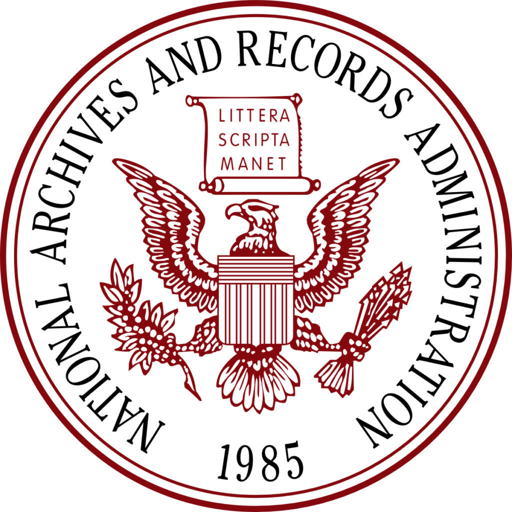 NARA Office of Presidential Libraries logo