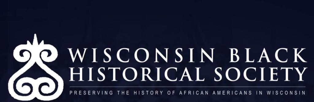 Wisconson Black Historical Society logo