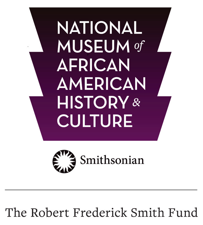 National Museum of African American History & Culture, The Robert Fredrick Smith Fund logo
