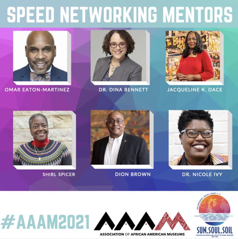 2021 Speed Networking Mentors